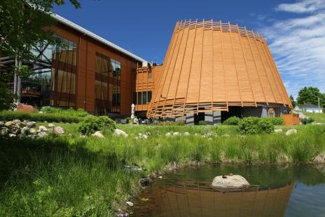 Hôtel-musée des Premières nations, Wendake